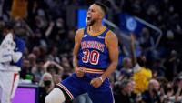 Curry exhibició absoluta contra els Clippers