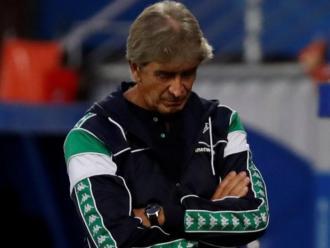 Manuel Pellegrini Manuel Pellegrini