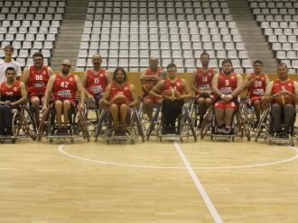 L'equip de Mifas que juga a la 2a divisió espanyola.