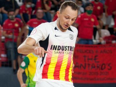Draho, en el primer partit de lliga al pavelló de Santa Coloma