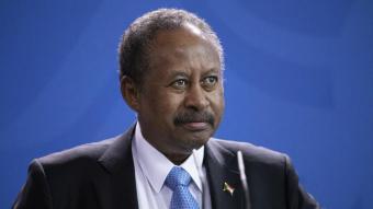 Abdalla Hamdok, primer ministre del Sudan.