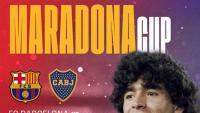 El Barça i el Boca Juniors s'enfrontaran el 14 de desembre en honor a Maradona