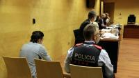 L'acusat per la mort d'una anciana després d'un robatori a Sant Jordi Desvalls en el judici