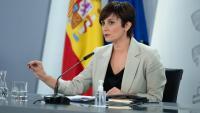 La portaveu del govern espanyol, Isabel Rodríguez, dilluns va advertir ERC del recorregut de les seves demandes