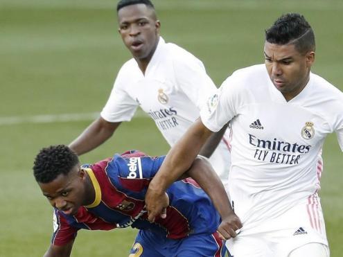 Ansu Fati i Vinicius Jr. són ara mateix l'exuberància d'aquest Barça i aquest Real Madrid. Sense Messi ni Cristiano, totes les càmeres els buscaran a ells