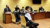 Pla general de l'acusat del crim de Sant Jordi Desvalls. Ahir es va acabar el judici amb jurat popular