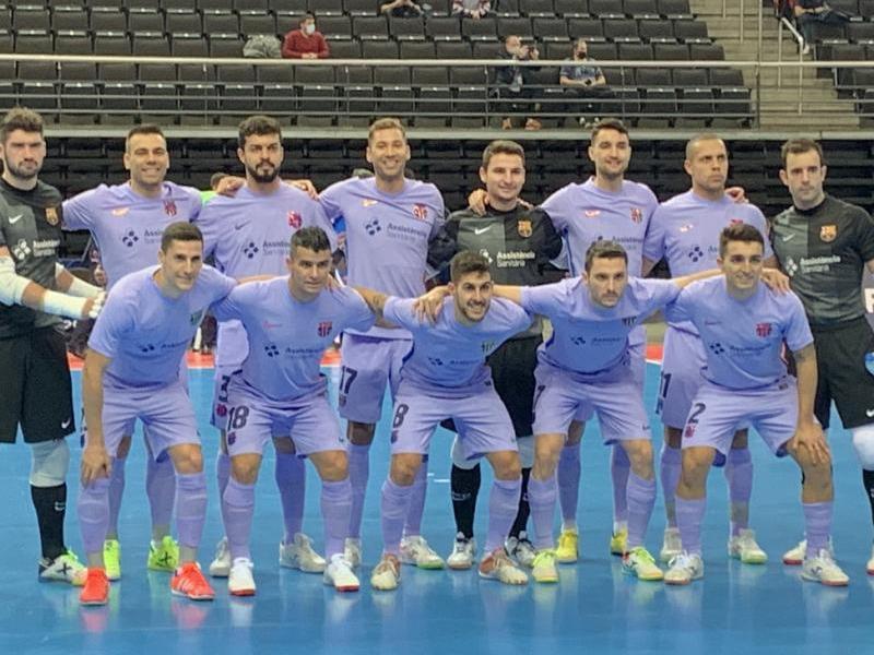 El Barça, avui a Kaunas