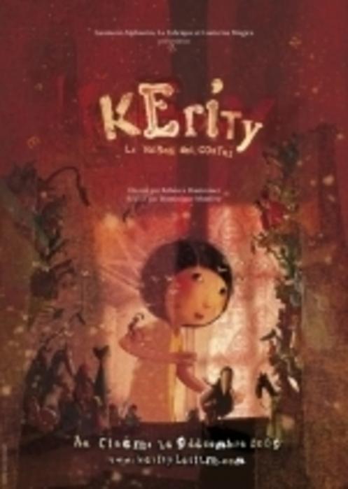 Kerity i la casa dels contes