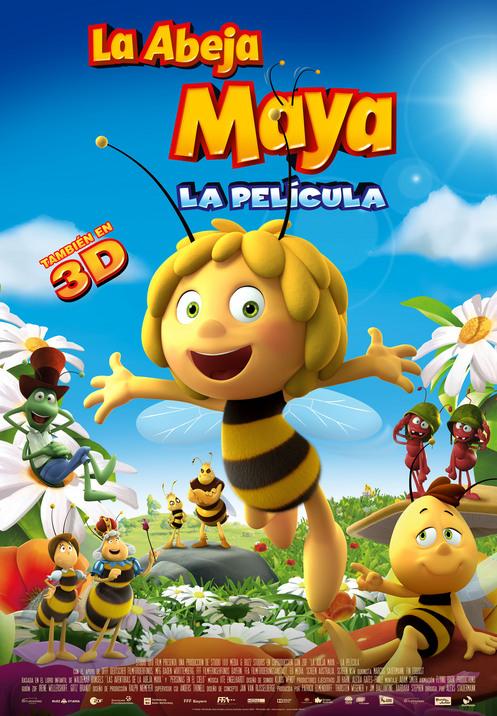 L'abella Maia, la pel·lícula