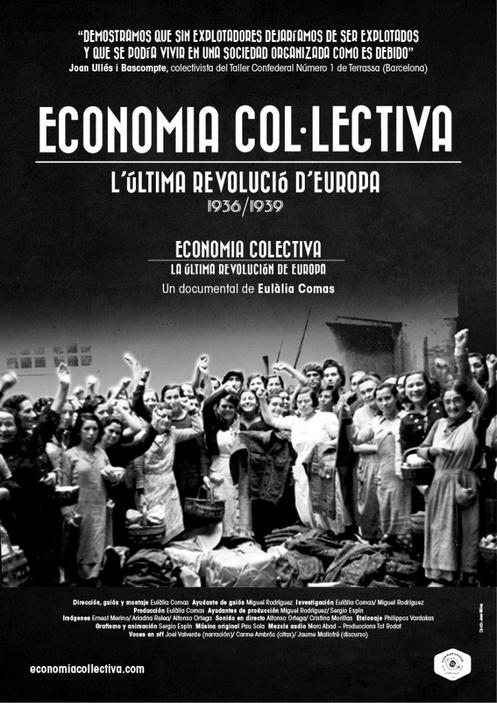 Economía Colectiva. La última Revolución de Europa