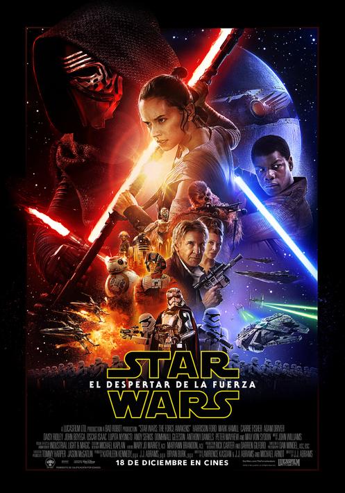 Star Wars. El despertar de la força