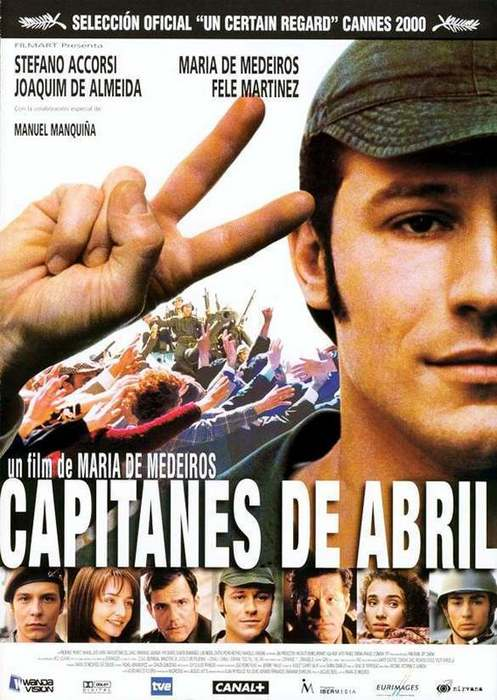 Capitans d'abril