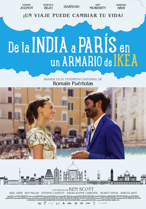 De la India a París en un armario de Ikea