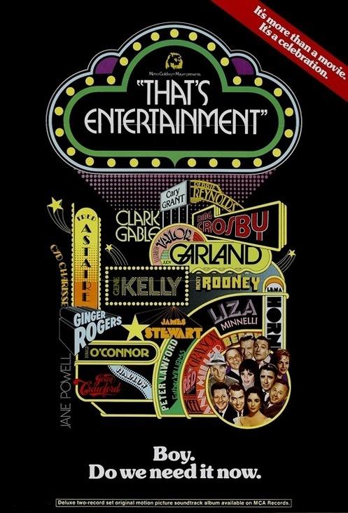 That's Entertainment! (Érase una vez en Hollywood)