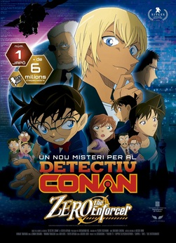 Detectiu Conan: Zero the Enforcer