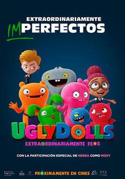 UglyDolls: Extraordinariamente feos