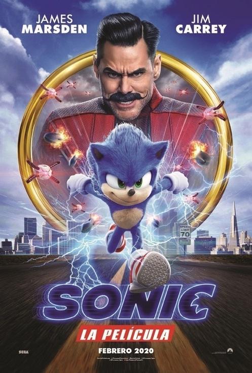 Sonic: La película