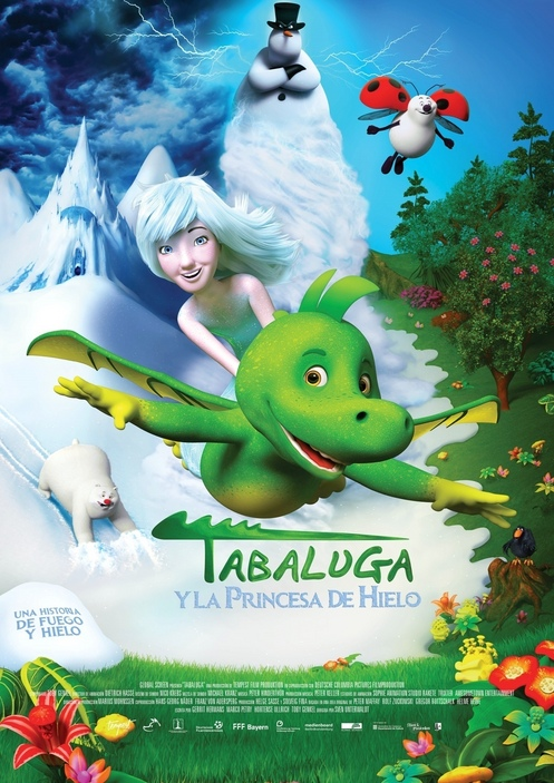 Tabaluga i la princesa del gel