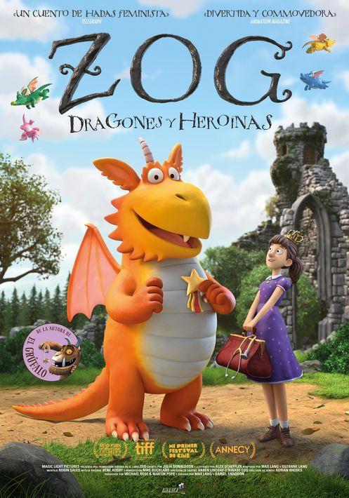 Zog, dracs i heroïnes