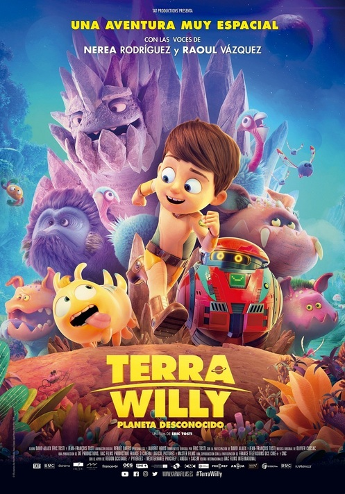 Terra Willy, planeta desconegut