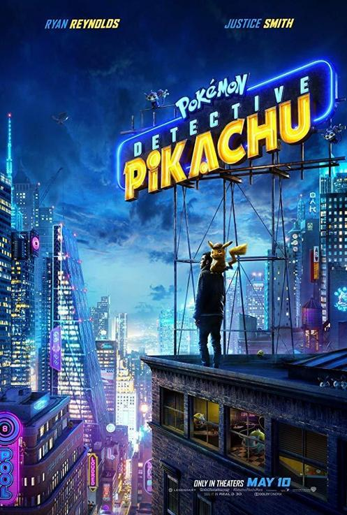 Pokémon: detectiu Pikachu