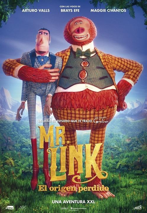 Mr. Link: L'origen perdut