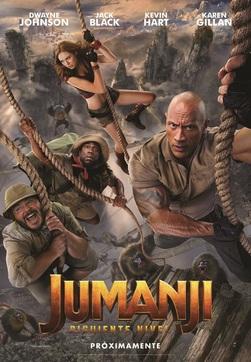 Jumanji: siguiente nivel
