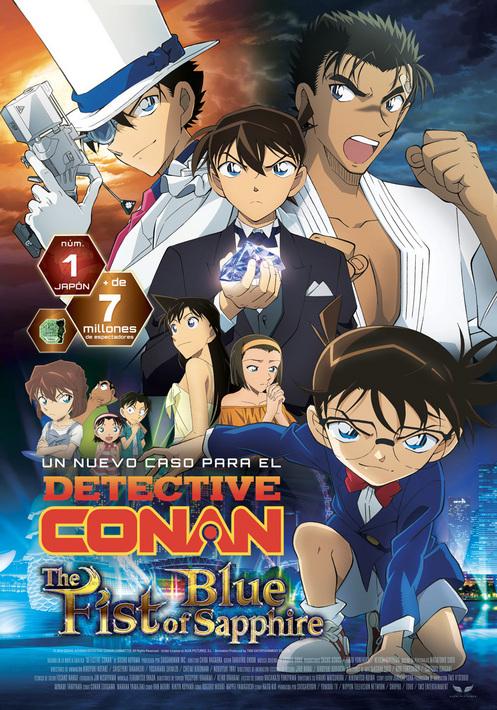Detectiu Conan: El puny de safir blau