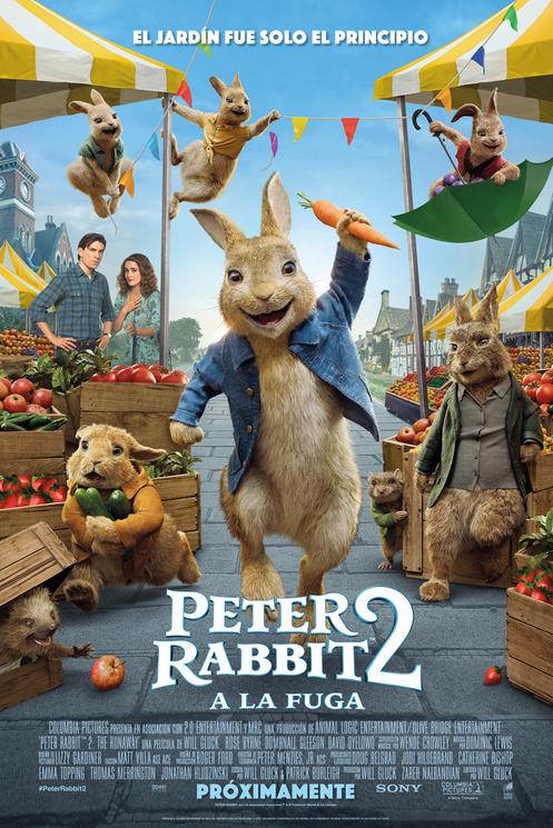 Peter Rabbit 2: L'escapada
