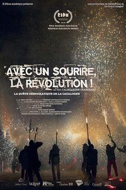 Avec un sourire, la révolution!