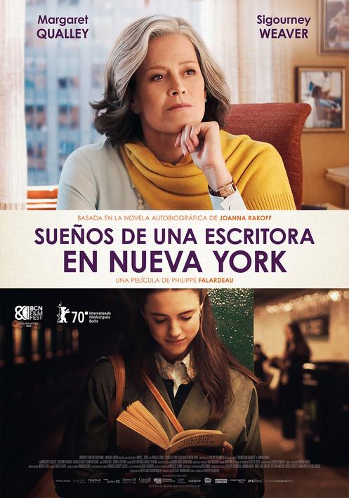 Somnis d'una escriptora a Nova York