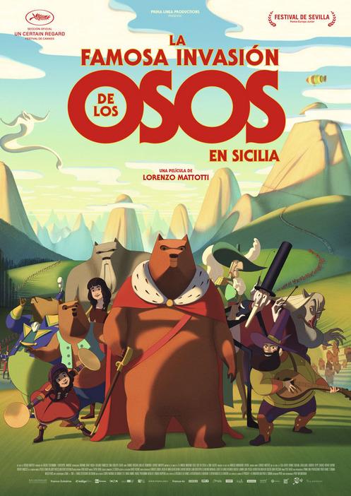 La famosa invasión de los osos en Sicilia