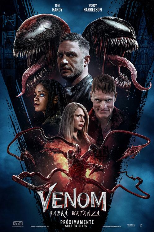 Venom: habrá matanza