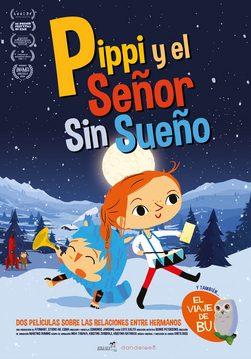 Programa doble: Pippi i el Senyor Sense Son i El viatge de Bu