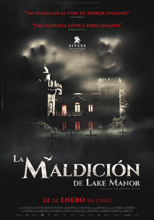 La maledicció de Lake Manor