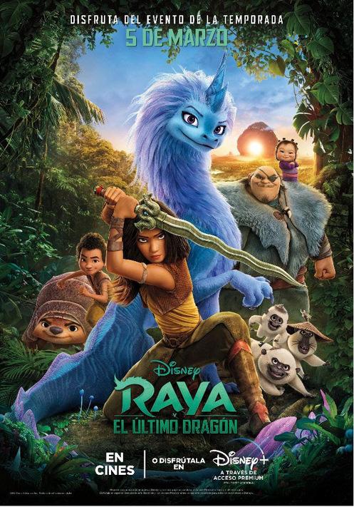Raya i l'últim drac