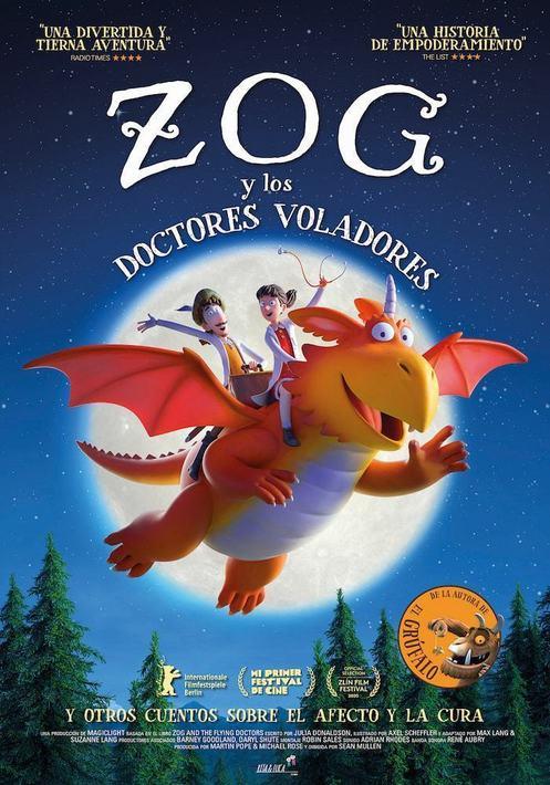 Zog i els doctors voladors, i altres contes sobre l'afecte i la cura