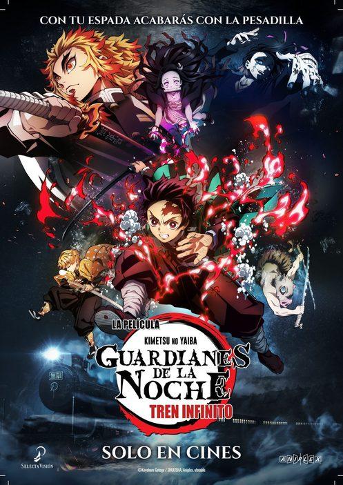 Guardianes de la Noche, la película: Tren infinito