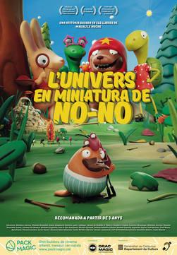 Programa doble L'univers en miniatura de No-No