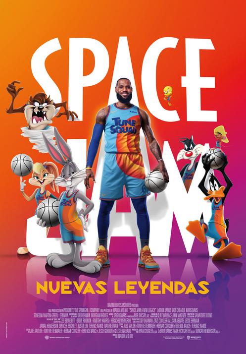 Space Jam: Noves llegendes