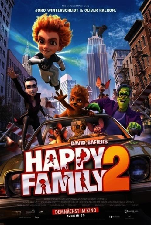 Una familia feliz 2