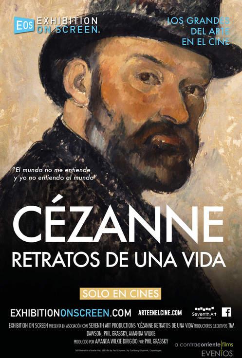 Cézanne, retratos de una vida